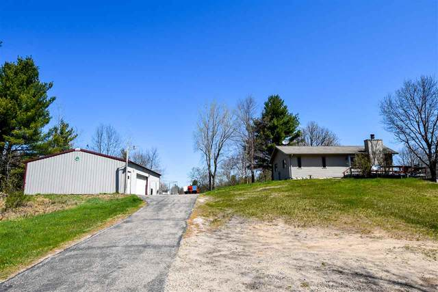 9914 Akron Avenue, Almond, WI 54909 (#50221833) :: Todd Wiese Homeselling System, Inc.
