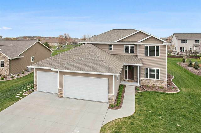W5986 Daffodil Drive, Appleton, WI 54915 (#50221871) :: Dallaire Realty