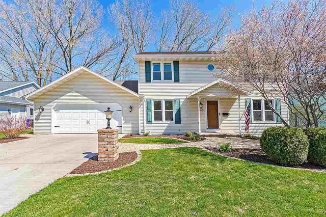 1700 W Homestead Drive, Appleton, WI 54914 (#50221874) :: Dallaire Realty