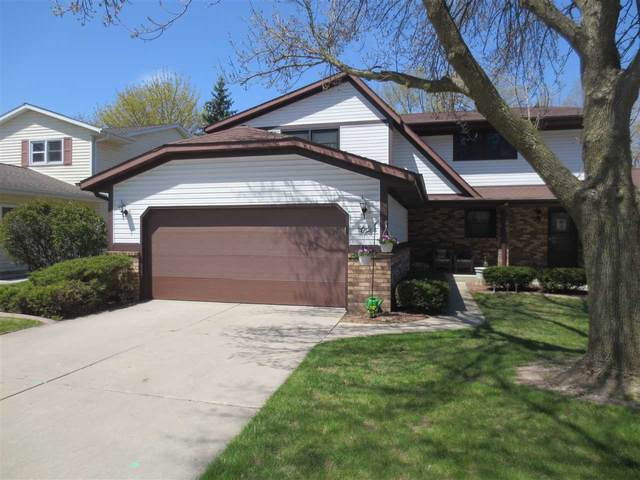 505 Silver Spring Drive Building 9, Uni, Green Bay, WI 54303 (#50221876) :: Todd Wiese Homeselling System, Inc.