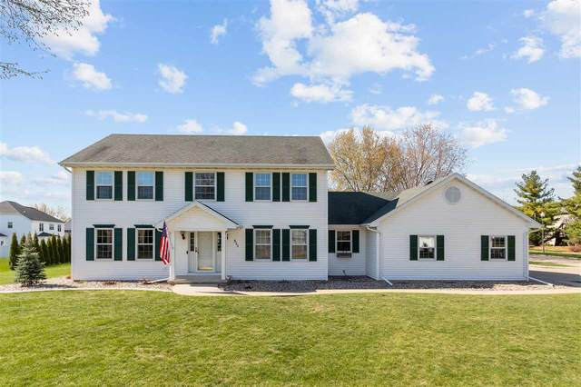 311 E Apple Creek Road, Appleton, WI 54913 (#50221923) :: Todd Wiese Homeselling System, Inc.