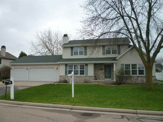 1241 Fieldview Drive, Menasha, WI 54952 (#50221944) :: Todd Wiese Homeselling System, Inc.