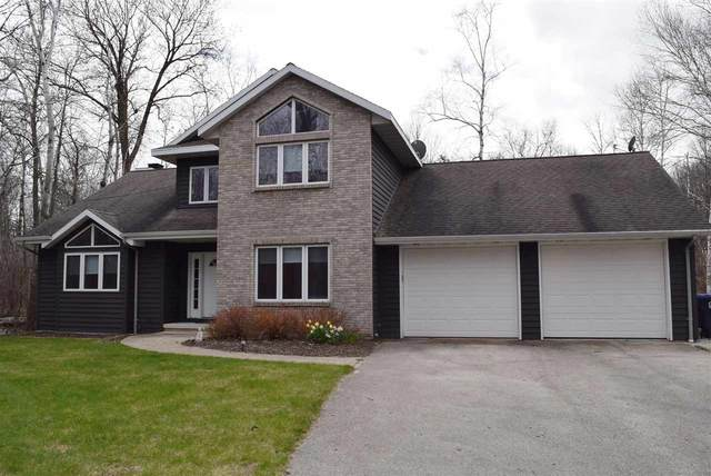 4105 Sand Bay Point Road, Sturgeon Bay, WI 54235 (#50221951) :: Dallaire Realty