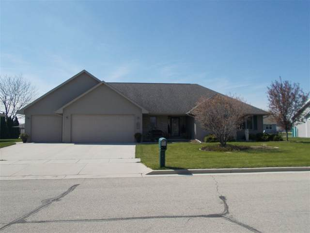 1299 S Diane Street, Chilton, WI 53014 (#50221970) :: Dallaire Realty