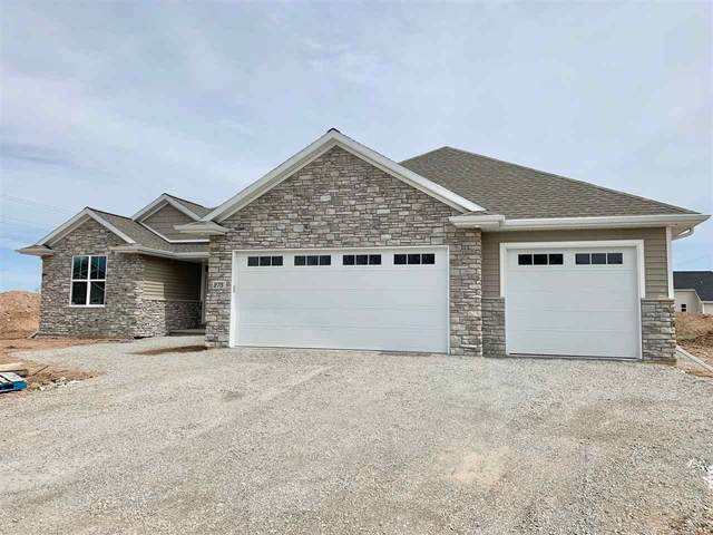275 Rivers Edge Drive, Kimberly, WI 54136 (#50222027) :: Todd Wiese Homeselling System, Inc.