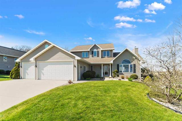 1924 Huron Street, Sturgeon Bay, WI 54235 (#50222084) :: Todd Wiese Homeselling System, Inc.