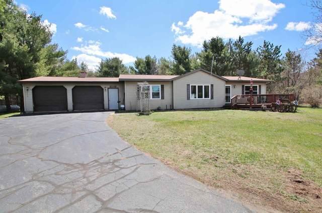 N12062 Deer Lake Road, Athelstane, WI 54104 (#50222100) :: Ben Bartolazzi Real Estate Inc