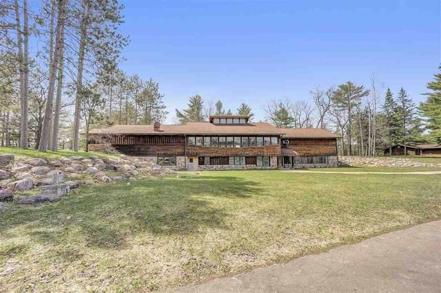 N1115 Hwy E, Waupaca, WI 54981 (#50222147) :: Todd Wiese Homeselling System, Inc.
