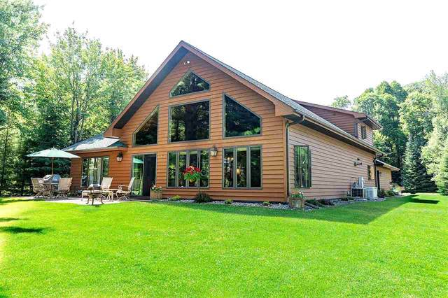 4326 Otter Island Trail, Eagle River, WI 54521 (#50222152) :: Todd Wiese Homeselling System, Inc.