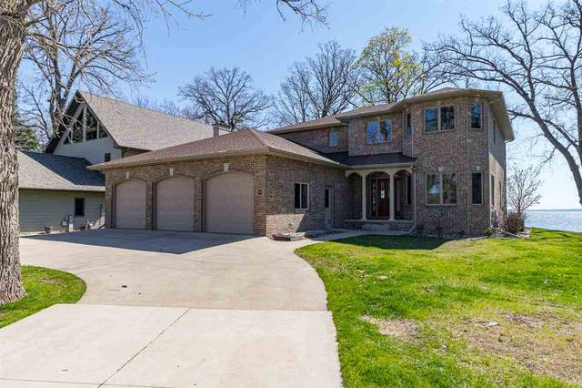2145 N Point Comfort Road, Oshkosh, WI 54902 (#50222159) :: Todd Wiese Homeselling System, Inc.