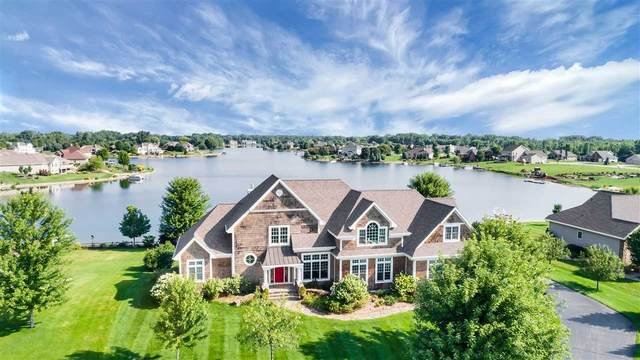 1060 Harbor Lights Road, Suamico, WI 54173 (#50222176) :: Todd Wiese Homeselling System, Inc.