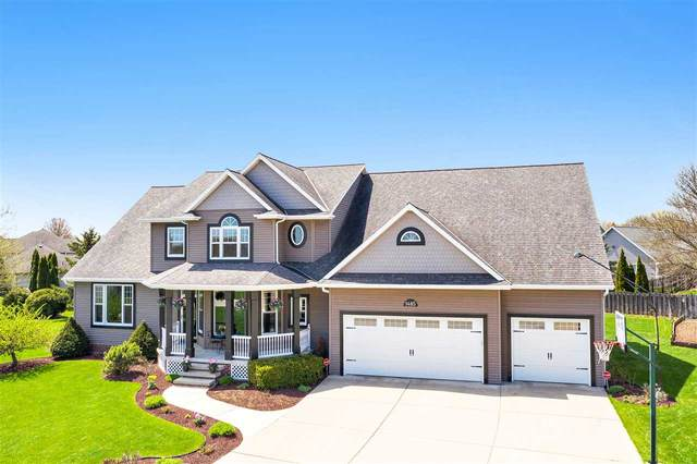 1485 Wexford Lane, Green Bay, WI 54313 (#50222210) :: Symes Realty, LLC