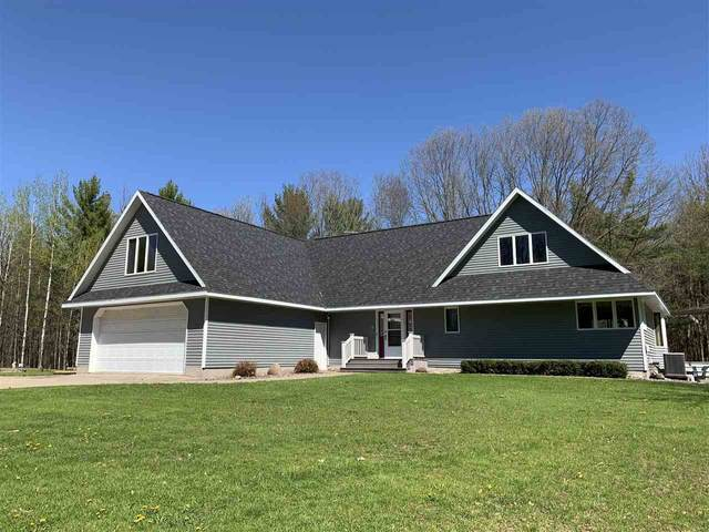 N7074 Hwy 47/55, Shawano, WI 54166 (#50222262) :: Dallaire Realty