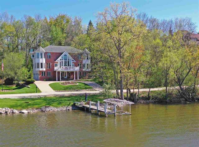 1427 Palisades Drive, Appleton, WI 54915 (#50222296) :: Dallaire Realty