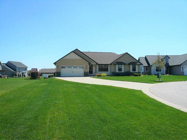 1410 Aviator Court, De Pere, WI 54115 (#50222305) :: Dallaire Realty