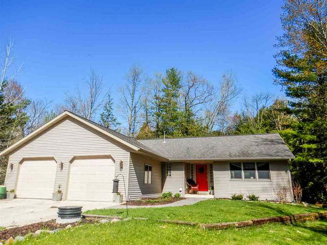 N8634 Maple Beach Road, Wausaukee, WI 54177 (#50222348) :: Dallaire Realty
