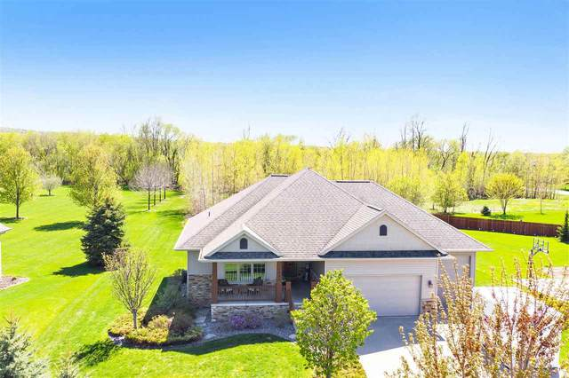 1920 Kettle Creek Drive, De Pere, WI 54115 (#50222369) :: Todd Wiese Homeselling System, Inc.