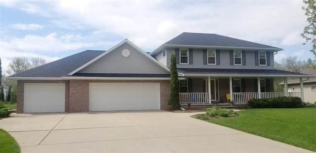 2043 Old Plank Road, De Pere, WI 54115 (#50222375) :: Todd Wiese Homeselling System, Inc.