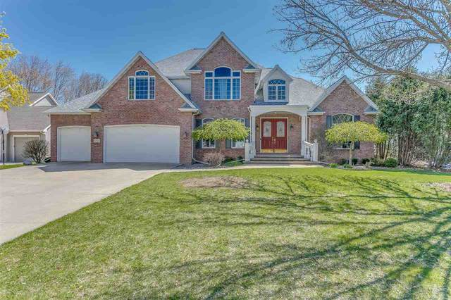 4208 N Terraview Drive, Appleton, WI 54913 (#50222380) :: Todd Wiese Homeselling System, Inc.