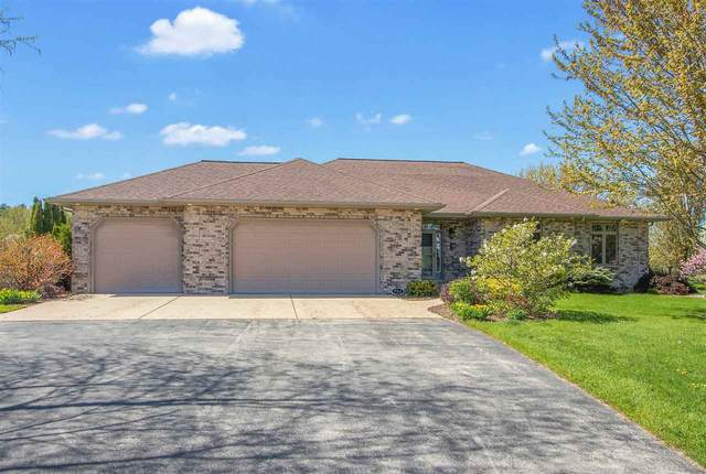 953 Meadow Court, Sobieski, WI 54171 (#50222386) :: Todd Wiese Homeselling System, Inc.