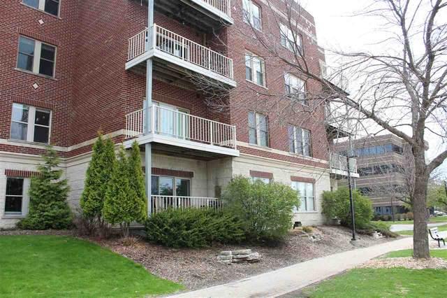 118 S Washington Street 115B, Green Bay, WI 54301 (#50222403) :: Todd Wiese Homeselling System, Inc.