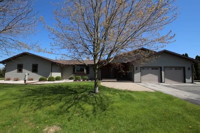 16305 Keller Lane, Kiel, WI 53042 (#50222415) :: Todd Wiese Homeselling System, Inc.