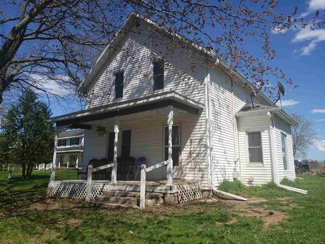N7067 Bonanza Lane, Cecil, WI 54111 (#50222422) :: Todd Wiese Homeselling System, Inc.