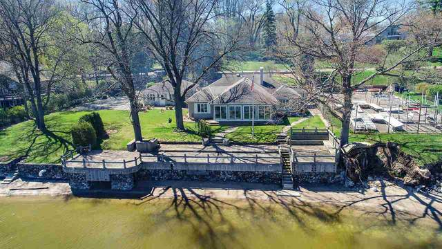 5901 Shore Acres Road, New Franken, WI 54229 (#50222464) :: Dallaire Realty