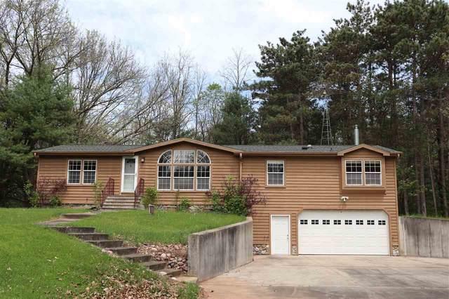 N2818 Hwy Ee, Redgranite, WI 54970 (#50222481) :: Todd Wiese Homeselling System, Inc.