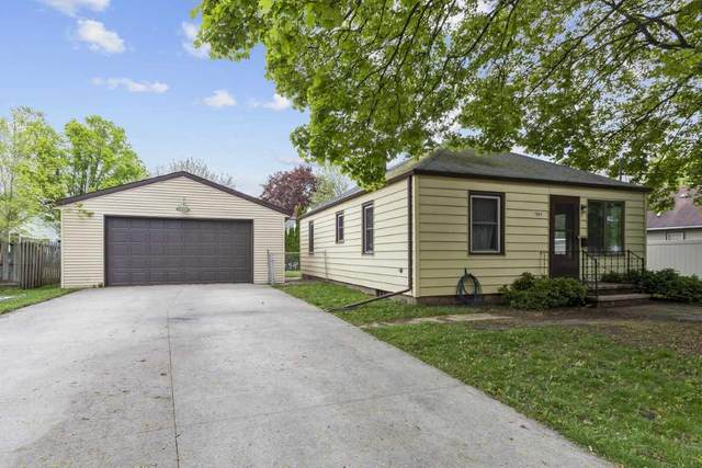 1504 N Mcdonald Street, Appleton, WI 54911 (#50222492) :: Dallaire Realty