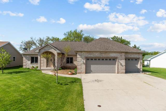 3144 Turquoise Trail, Green Bay, WI 54311 (#50222496) :: Todd Wiese Homeselling System, Inc.