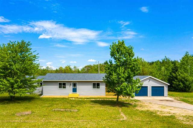 W6284 Hwy H, Wild Rose, WI 54984 (#50222504) :: Todd Wiese Homeselling System, Inc.