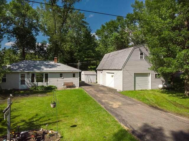 7378 Widgeon Lane, Larsen, WI 54947 (#50222506) :: Todd Wiese Homeselling System, Inc.
