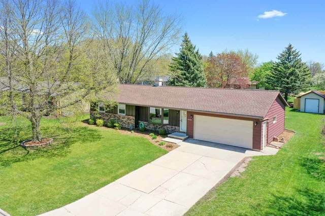 2159 Rose Frances Court, Green Bay, WI 54311 (#50222538) :: Todd Wiese Homeselling System, Inc.