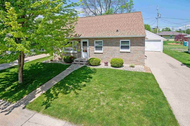 1236 E Marquette Street, Appleton, WI 54911 (#50222560) :: Todd Wiese Homeselling System, Inc.