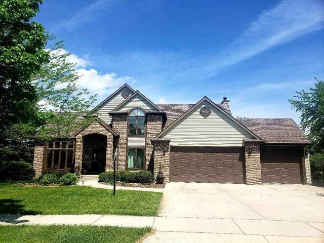 791 Cantom Avenue, Fond Du Lac, WI 54935 (#50222589) :: Todd Wiese Homeselling System, Inc.