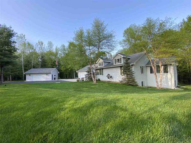 2296 Hwy 32, Krakow, WI 54137 (#50222599) :: Todd Wiese Homeselling System, Inc.