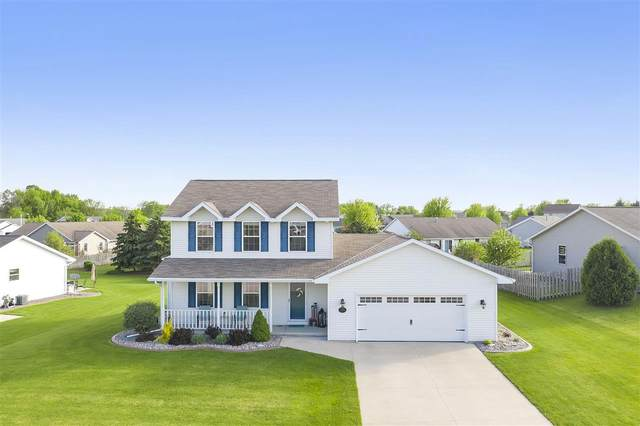 3688 Collegiate Way, Green Bay, WI 54229 (#50222620) :: Symes Realty, LLC
