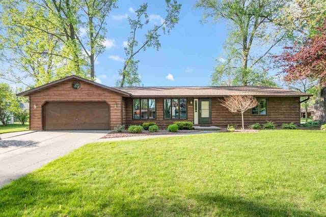 2966 Sandia Drive, Green Bay, WI 54313 (#50222628) :: Todd Wiese Homeselling System, Inc.