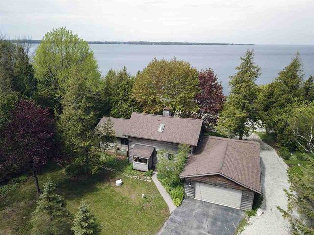 4055 Elms Road, Sturgeon Bay, WI 54235 (#50222634) :: Todd Wiese Homeselling System, Inc.