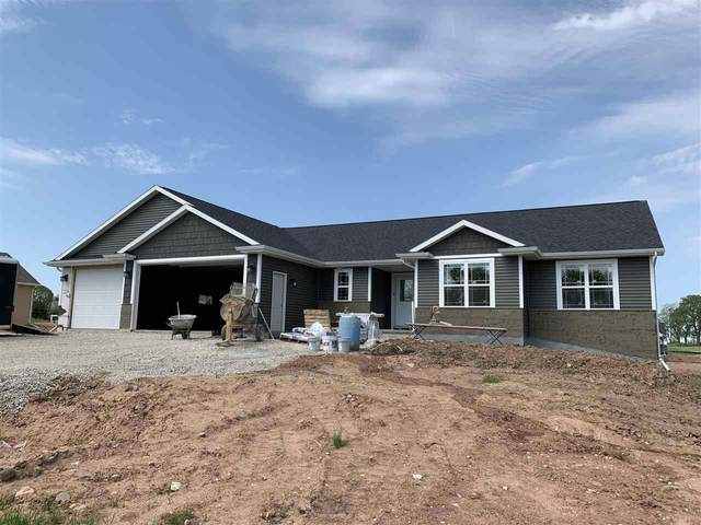 N953 Alexandra Way, Greenville, WI 54942 (#50222635) :: Dallaire Realty