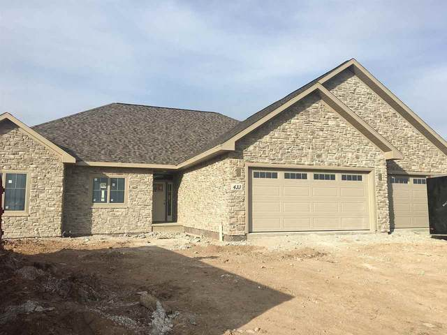 433 Royal St Pats Drive, Wrightstown, WI 54180 (#50222657) :: Dallaire Realty