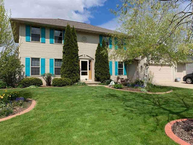 3493 Baywatch Drive, Green Bay, WI 54311 (#50222666) :: Todd Wiese Homeselling System, Inc.