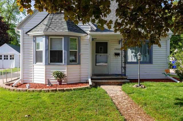 1506 W Harris Street, Appleton, WI 54914 (#50222674) :: Dallaire Realty