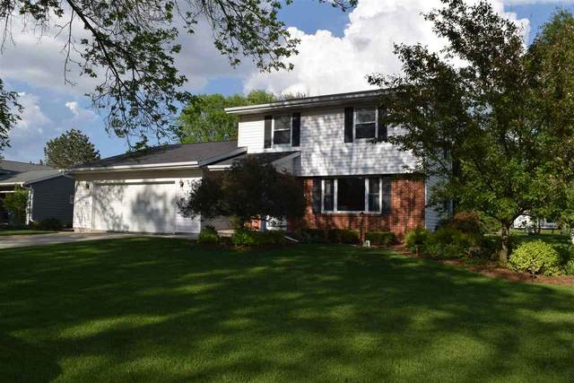 29 Martin Place, Fond Du Lac, WI 54935 (#50222686) :: Todd Wiese Homeselling System, Inc.