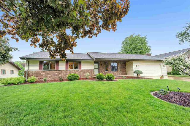 650 Pleasant Way, Seymour, WI 54165 (#50222700) :: Todd Wiese Homeselling System, Inc.