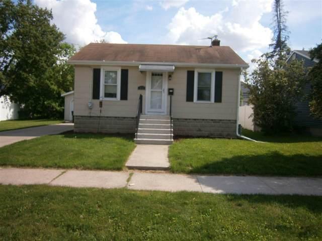 813 W 7TH Avenue, Oshkosh, WI 54902 (#50222702) :: Todd Wiese Homeselling System, Inc.