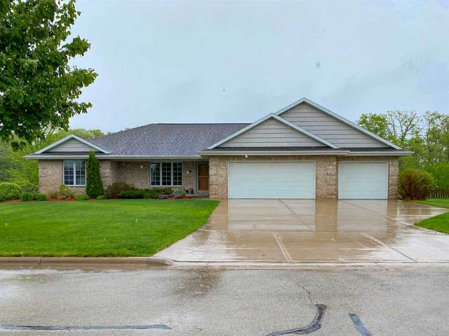 2445 Antares Terrace, Green Bay, WI 54311 (#50222703) :: Symes Realty, LLC