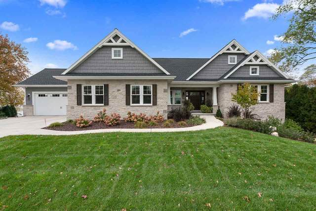 3003 Nicolet Drive, Green Bay, WI 54311 (#50222708) :: Dallaire Realty