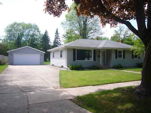 2401 S Harmon Street, Appleton, WI 54915 (#50222709) :: Todd Wiese Homeselling System, Inc.